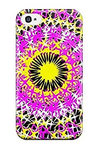 AmandaMichaelFazio Premium Protective Hard Case For Iphone 4/4s- Nice Design - Bright Starry Abstract