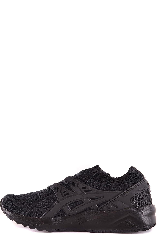 Asics Stoff Damen MCBI028028O Schwarz Stoff Asics Sneakers - e0e778