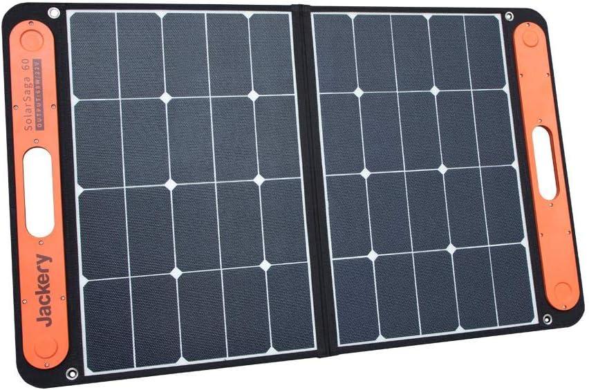Jackery SolarSaga 60 ソーラーパネル 60W ETFE