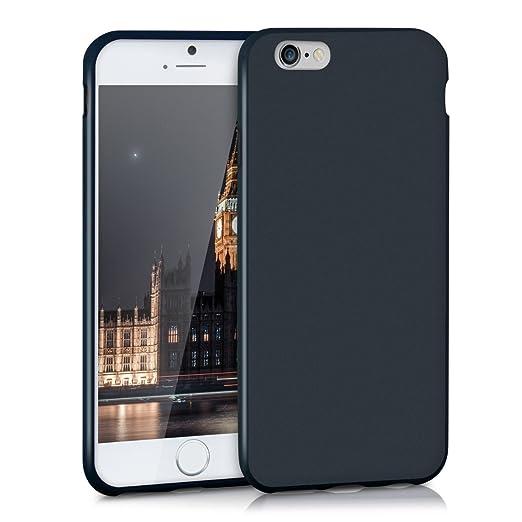 533 opinioni per kwmobile Cover per Apple iPhone 6 / 6S- Custodia in silicone TPU- Back case