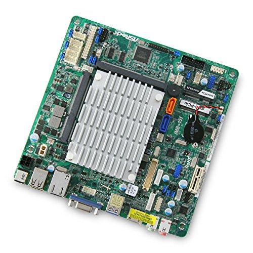 ASRock IMB-151N Intel Celeron N2930 Fanless Industrial Mini-ITX Board w/ Power by ASRock (Image #2)