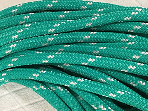 Double Polyester Rope - Blue Ox Rope 7/16