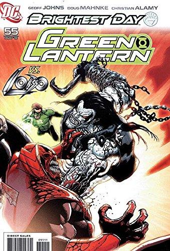 Green Lantern (2005 series) #55