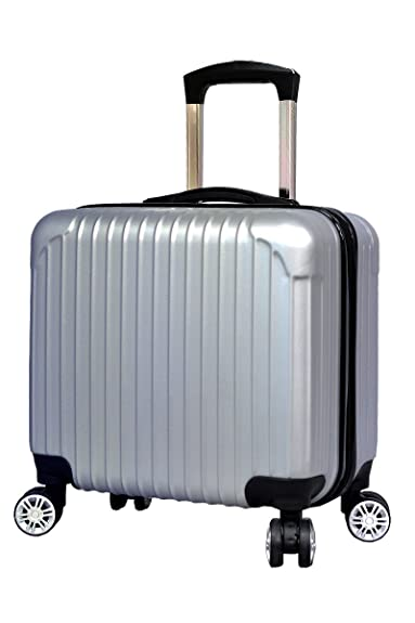 66419bd071 Amazon   スーツケース 機内持ち込み [DJ002] 超軽量 16インチ 四輪 ABS ...