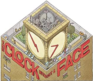 book cover of The Clock Without a Face