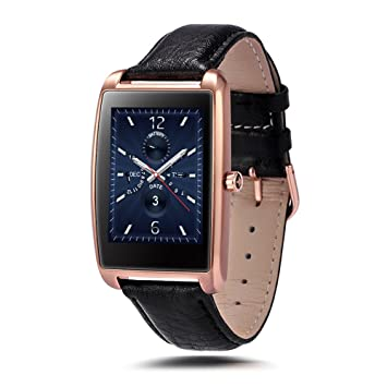 Bluetooth Smart Watch Mu?eca Smartwatch Monitor de ritmo ...
