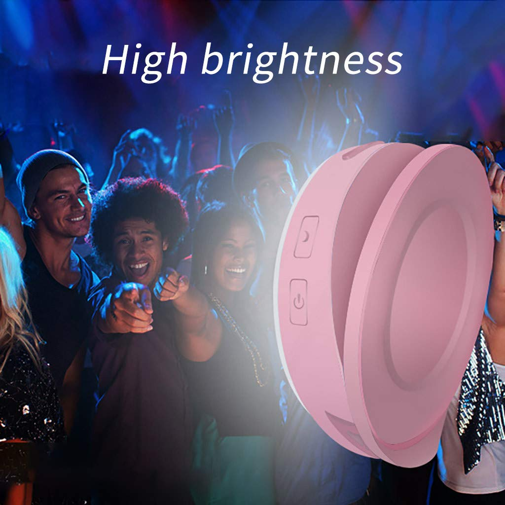 Novania Selfie Fill Light LED Beauty Light Night Flash Makeup Mirror Outdoor Light Party