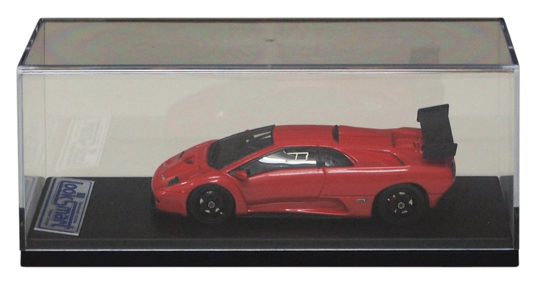 Lamborghini Diablo LOOKSMART1/43 GTR 1999 M ROT (japan import)