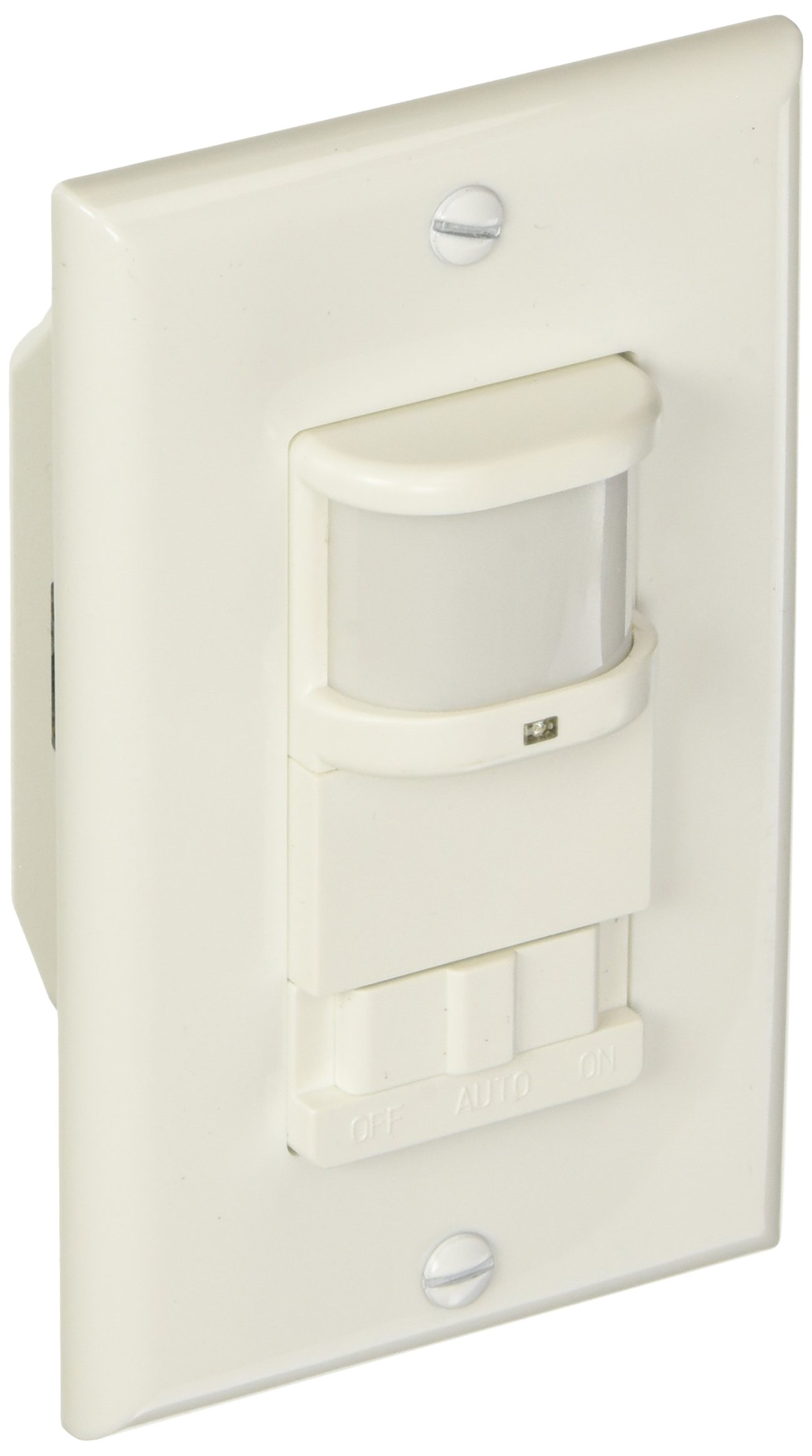 Westgate YM2105-W Occupancy Motion Sensors Wall Switch, White
