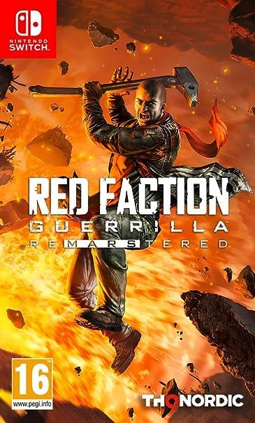Red Faction Guerilla Re-mars-tered: Amazon.es: Videojuegos