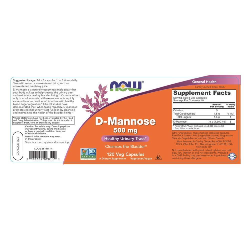 493a9e10e6d Amazon.com  NOW® D-Mannose