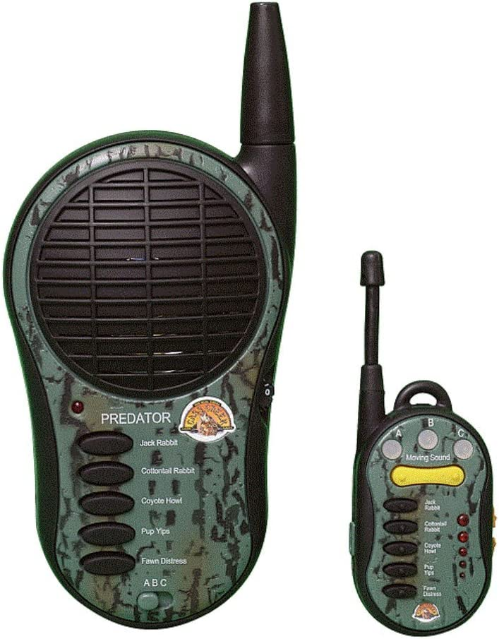 CC089 Compact Design Cass Creek Ergo Moose Handheld Electronic Game Call Expert Calls for the Beginner 5 Calls In 1