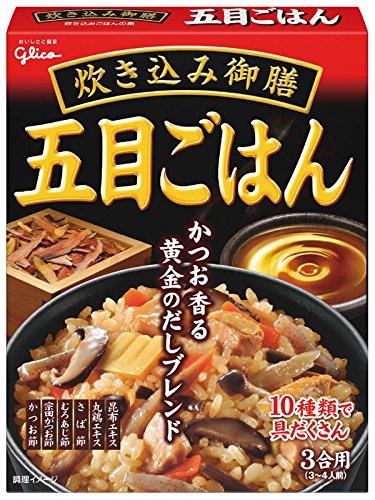 Glico 日式炊飯 五目飯口味
