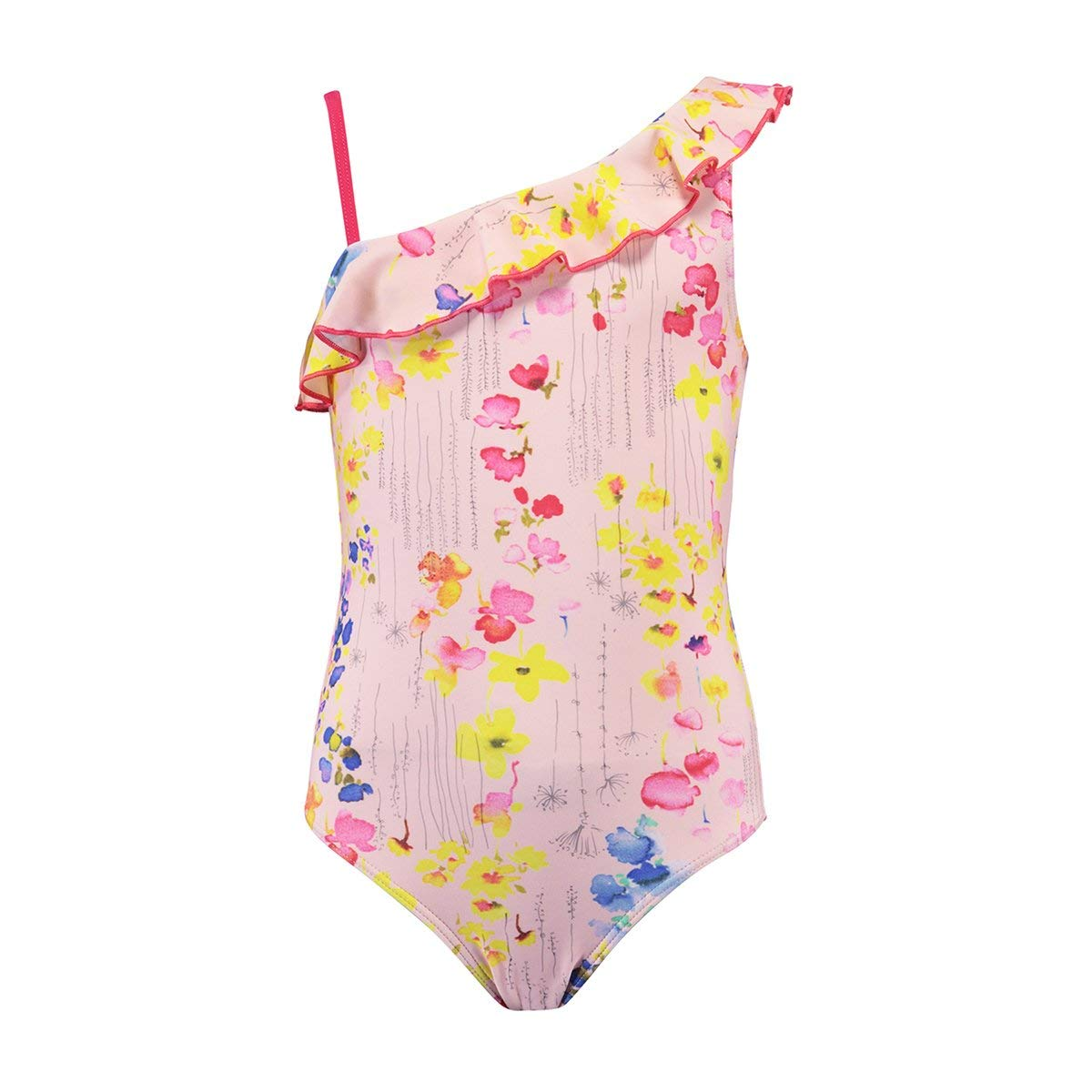Barts Safi Suit Girls Swimsuit 140 cm Pink by B-Arts