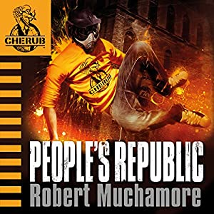 Cherub: People's Republic Audiobook