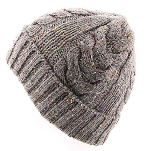 Invierno 2 MS Maozi Casquillo 4 del del Sombrero Knit del WzqYqUZnR