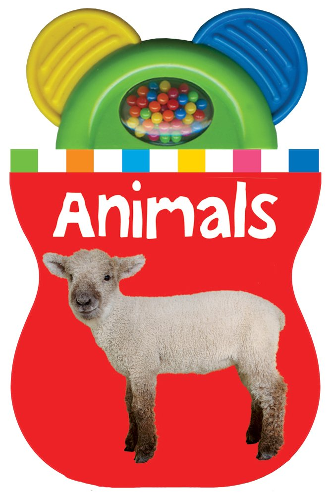 Shaker Teethers Animals Roger Priddy