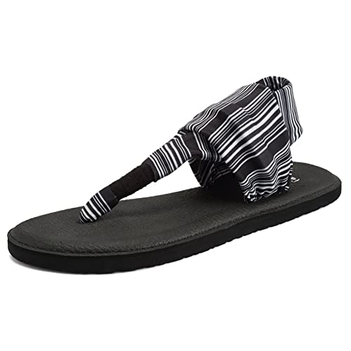 c8098e3a9cbf CIOR Women s Slingback Yoga Flip-Flop Casual Sandals for Beach Slipper