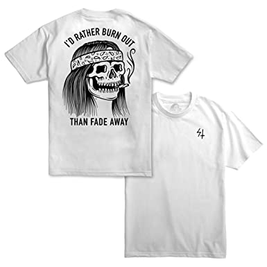 202404cdd75d Image Unavailable. Image not available for. Color: Sketchy Tank Lurking  Class Burner Short Sleeve Tee ...