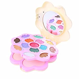 LandFox 14 Color Makeup Eyeshadow+3 Color Powder+2 Color Blush+4 Color Lipstick Set