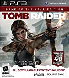 Tomb Raider Game Of The Year (GOTY) Game (PS3)