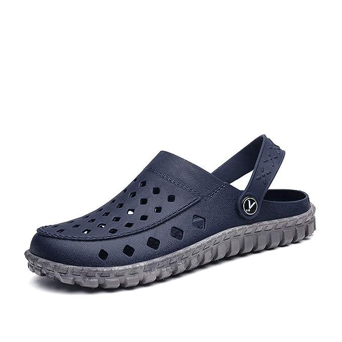 Zapatillas Verano ♡♡Fannyfuny♡ ❤Zapatillas de Playa | Classic U Zuecos Unisex Adulto