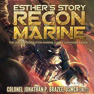 Esther's Story: Recon Marine Audiobook
