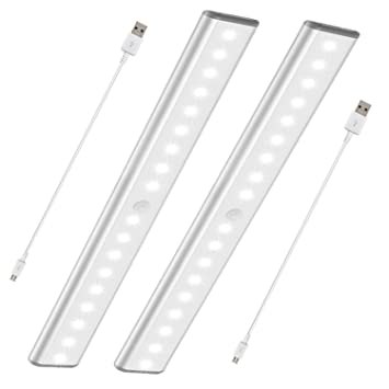 TIANYAO Schrank Leuchten Drahtlos LED Unterschrank Beleuchtung ...