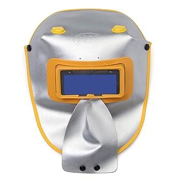 Niceen - Casco de Soldadura con oscurecimiento automático, Funciona con energía Solar, máscara de Soldadura TIG: Amazon.es: Hogar