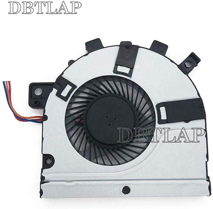DBTLAP Laptop Fan Compatible for Toshiba Satellite E45-B4200 CPU Fan