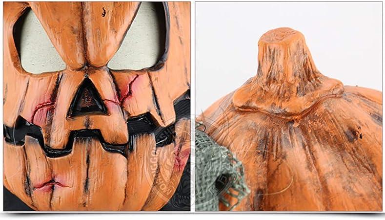 SHIXUE Máscara Terror Halloween Máscara De Payaso Accesorio ...