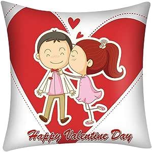 Fundas de Cojines,SHOBDW Regalo de San Valentin ...