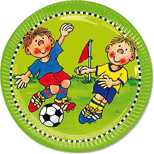 8 Platos * Fútbol - Fritz flanke * Lutz Mauder//11282/Fiesta ...