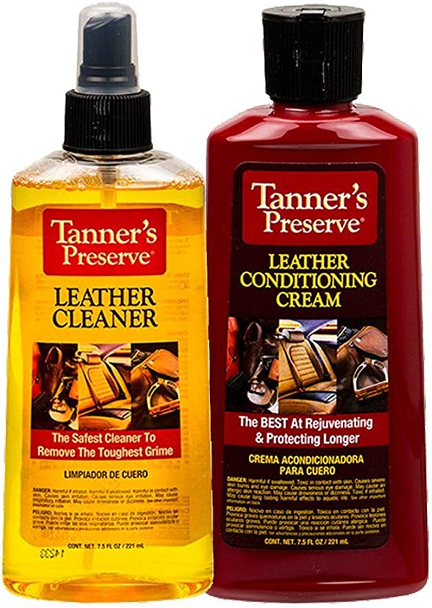Tanner S Precious Leather Care Combo Pack 65864 65893 Auto