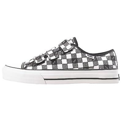 e747ac8d82b346 Vans Prison Issue  23 Black (Vans Checkerboard) Shoe 55521 (UK5)   Amazon.co.uk  Shoes   Bags