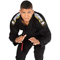 Nova Absolute BJJ Gi för män – pärlvävd bomull brasiliansk Jiu-Jitsu Gi Uniform Competition IBJJF standardgodkänd med…