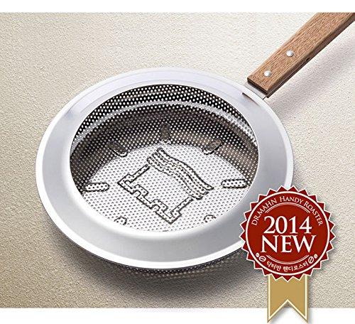 ホームコーヒーロースター韓国ステンレススチール木製セルフBean Handy Roaster Dr。Mahn ~ Item # gh8 3h-j3 /g8318062 B01JQFMDZE