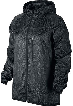 Nike Windrunner Printed Blacklight Flash Ladies Running Jacket-XS ... b419a6b4a