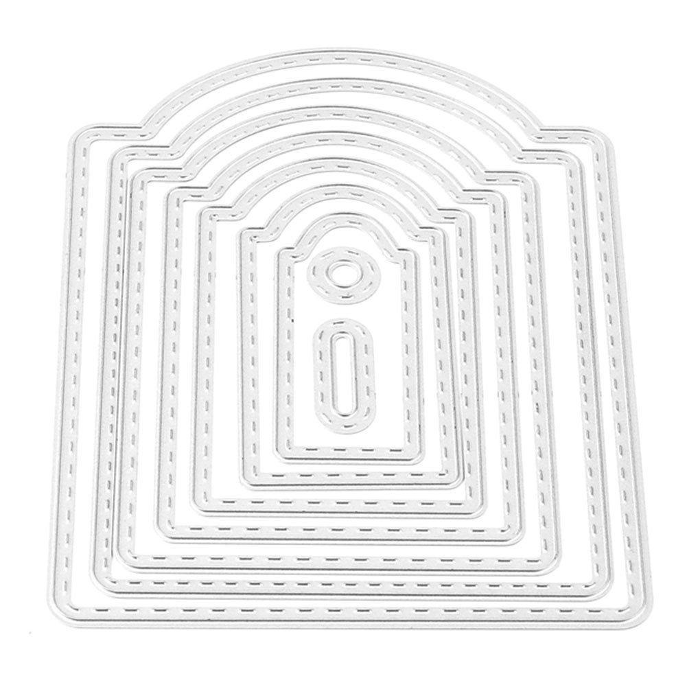 Square Words Gratitude Thankful-Metal Cutting Dies for DIY Scrapbooking Photo Album Paper Cards Decorative Crafts