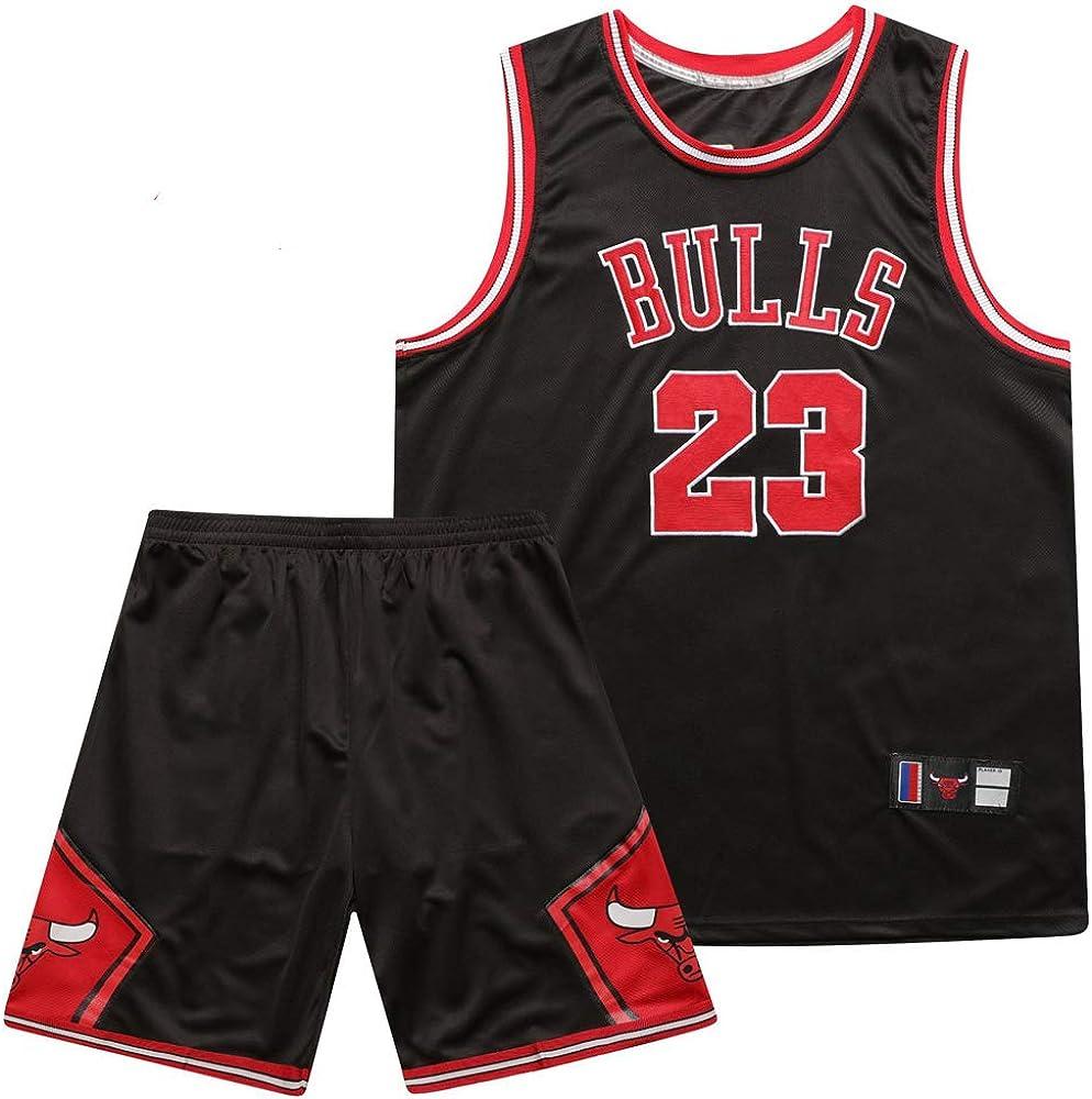 Jerseys de Baloncesto para Hombres Michael Jordan # 23 ...