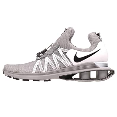 new product ad509 d3d8d Nike Men s Shox Gravity Running Shoes (8.5 D(M) US) Wolf Grey