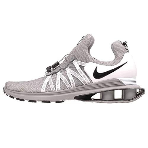 check out 0111b 28c15 NIKE Men s Shox Gravity, Wolf Grey Black-White, ...