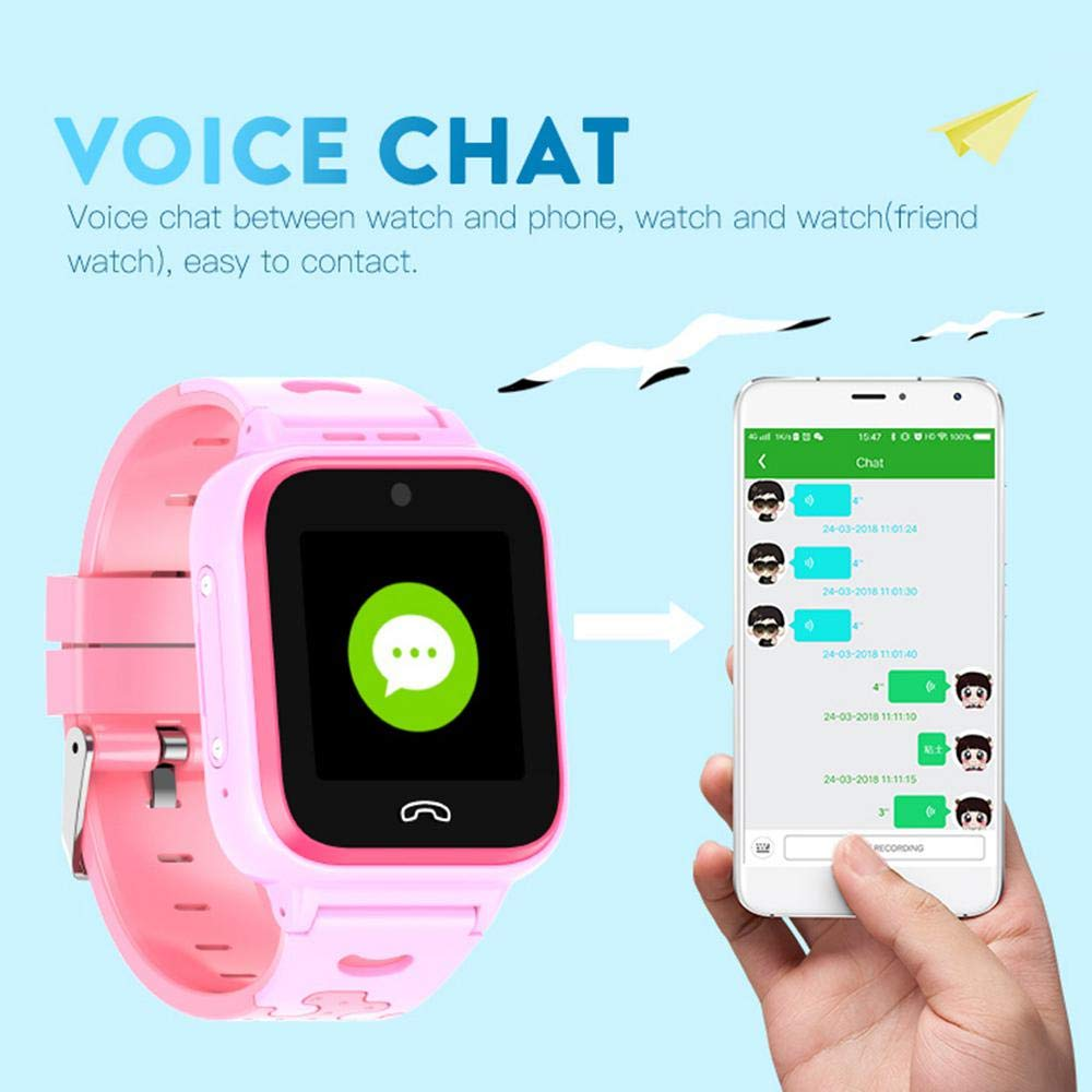 Womdee Teléfono Smart Watch para niños, 2019 Nuevo Reloj ...