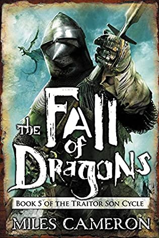 book cover of The Fall of Dragons
