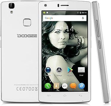 DOOGEE X5 MAX - Smartphone móvil Libre (Android 6.0, Pantalla 5.0 ...