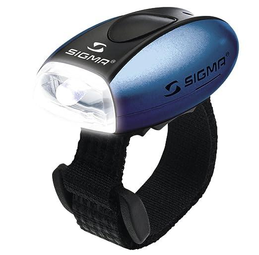 108 opinioni per Sigma Elektro- Torcia Multifunzioni Micro Azzurro Led Bianco