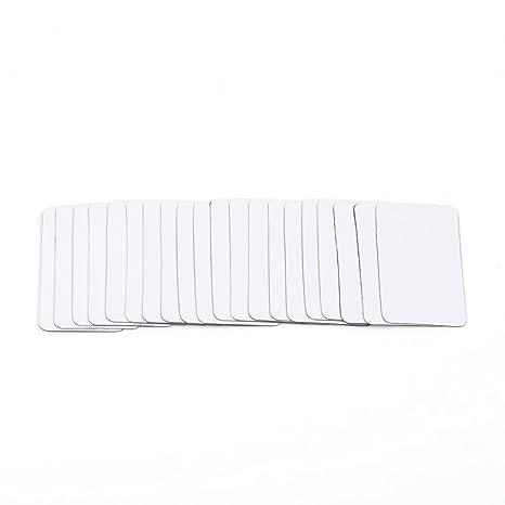 Amazon.com: Cosmos® Tiras de cinta magnética de borrado en ...