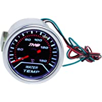 THG Agua Tempreture Gauge DC12V Di¨¢Metro: 52mm