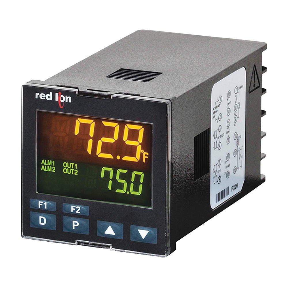 Rojo León pxu31ae0 Temperatura/medidor de Panel de proceso ...