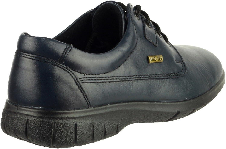 Cotswold Ruscombe Damen Schnürschuhe Wasserfest Schuhe Lederschuhe Halbschuhe